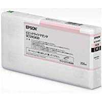 エプソン インクカートリッジ 200mlビビッドライトマゼンタ SC12VLM20 1個 〈簡易梱包