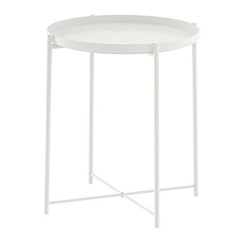 RoomClip商品情報 - IKEA/イケア GLADOM トレイテーブル ホワイト 50337820