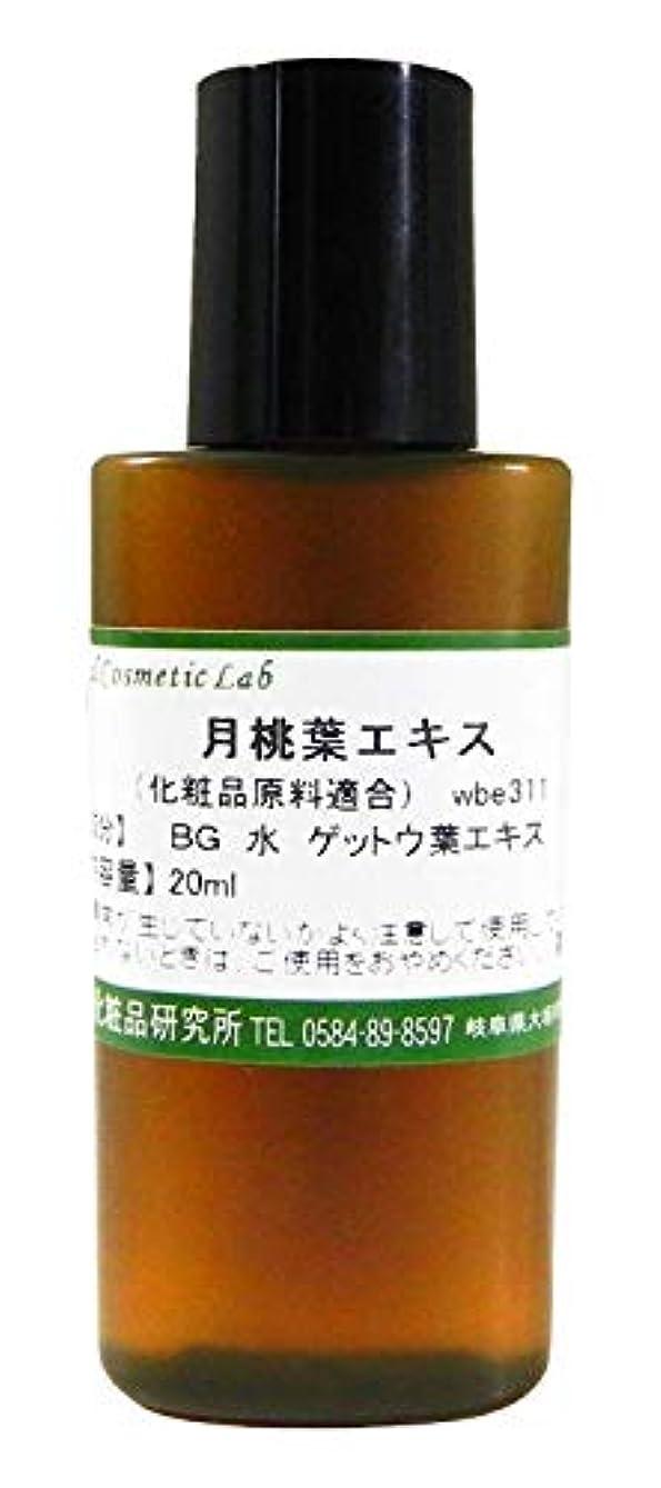 のどオート爆発月桃葉エキス 化粧品原料 20ml