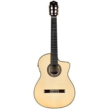 Instruments De Musique Guitares électro-acoustiques Housse Cordoba Gk Studio Negra Ltd Guitare Flamenco Electro
