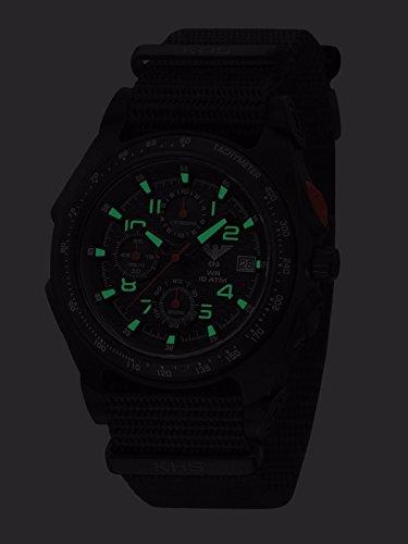 KHS Sentinel AC Tacticalスイス時計