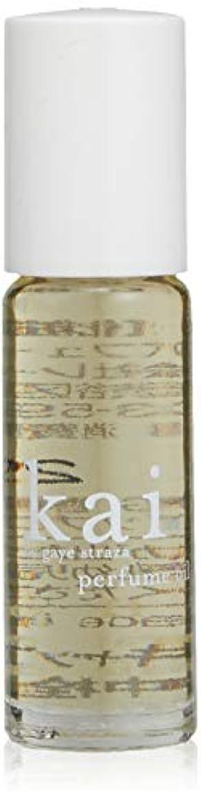 能力不平を言う予測するkai fragrance(カイ フレグランス) パフュームオイル 3.6ml