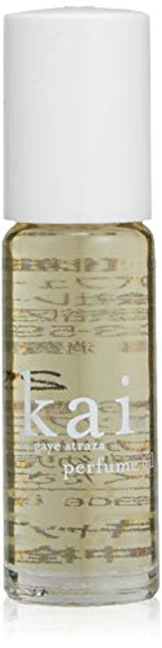 廃止犠牲土地kai fragrance(カイ フレグランス) パフュームオイル 3.6ml