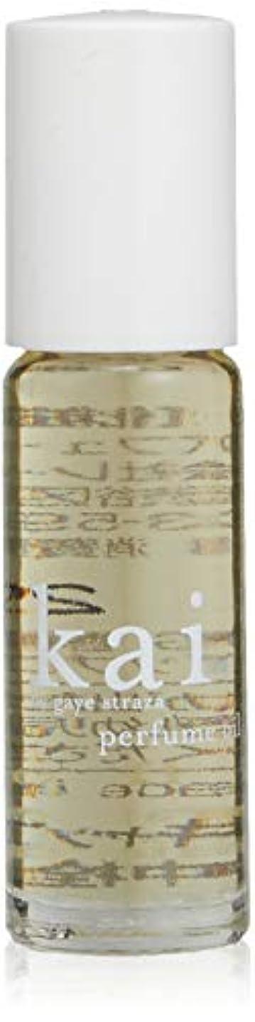 歌う香港広告主kai fragrance(カイ フレグランス) パフュームオイル 3.6ml