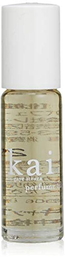取り壊すフレア鳴り響くkai fragrance(カイ フレグランス) パフュームオイル 3.6ml