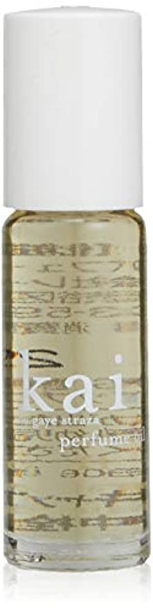 捧げる繰り返し日帰り旅行にkai fragrance(カイ フレグランス) パフュームオイル 3.6ml