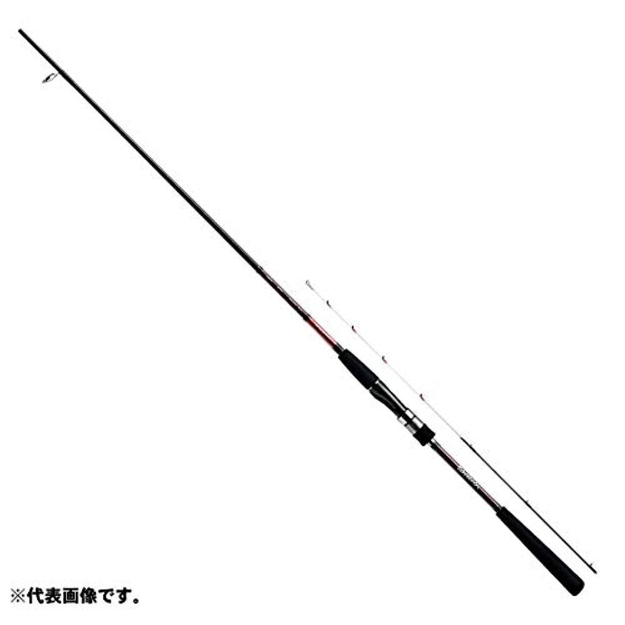 通り抜ける手数料承知しましたダイワ(Daiwa) タイテンヤロッド スピニング 紅牙 テンヤゲームMX M-240 釣り竿