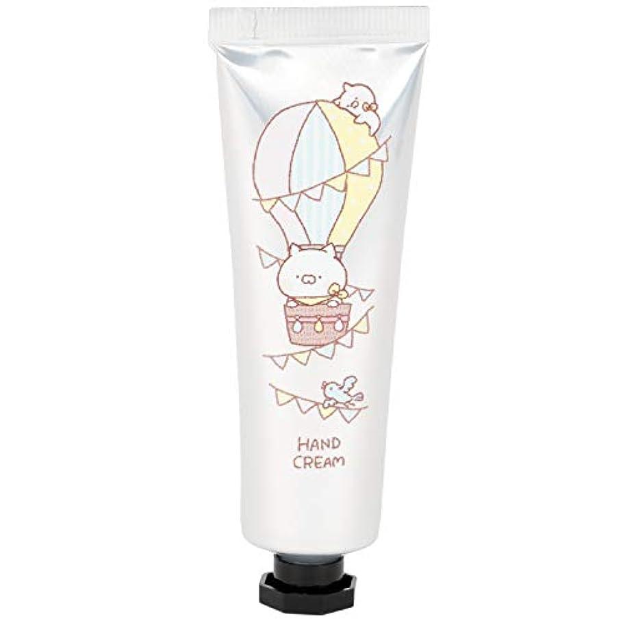 インペリアル命令熟したノルコーポレーション ハンドクリーム こどもにゃんこ 保湿成分配合 ABD-063-001 ラズベリーの香り 27g