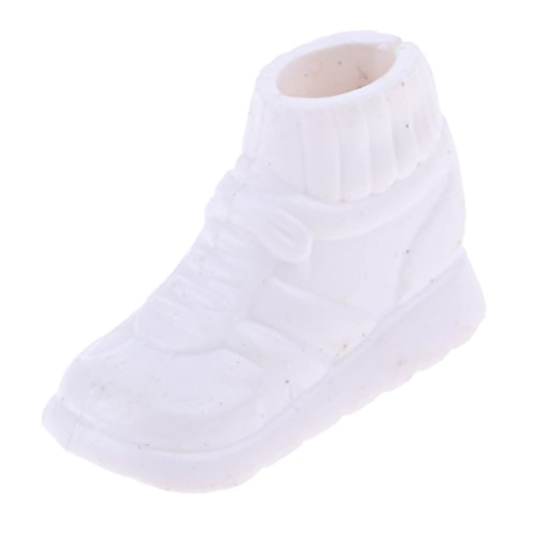 Baosity 人形アクセサリー バービーケンドール人形のため カジュアル シューズ 靴 白