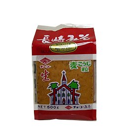 チョーコー 長崎麦みそ(袋) 500g×3個            JAN:4974507680521