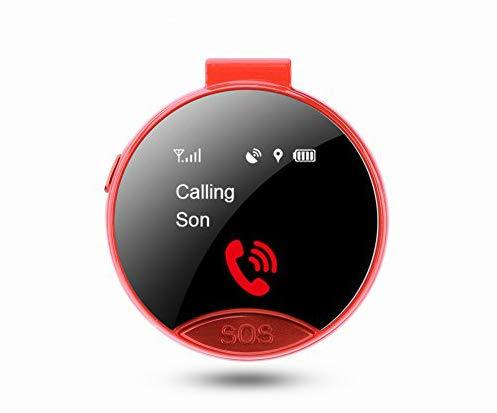 SOSポケットウォッチ、GPS測位ポケットウォッチ、子供高齢者対応 スマート ポジショニングポケットウォッチ 緊急事態に対応 ヘルプ