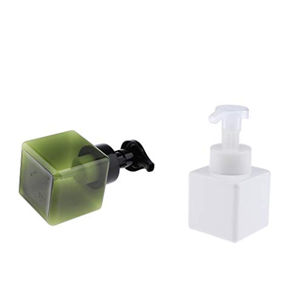 バッグポータル増加するCUTICATE 泡ボトル 携帯用 洗剤用詰め替え容器 約250ミリリットル 泡ハンドソープ ボディソープ 洗顔フォーム