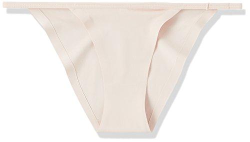 Sweet Passion 縫い目なし レディース ローライズ 水着 用 インナー ショーツ (A620) アンダー スイム パンツ サポーター スイミング 海 プール 水泳 ジム フィットネス スパ ( ベージュ 肌色 )