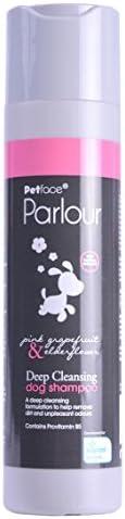 Petface Grapefruit and Elderflower Shampoo for Dog, 1 ml