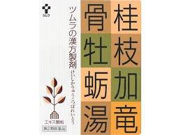ツムラ漢方薬 桂枝加竜骨牡蠣湯エキス顆粒(24包)