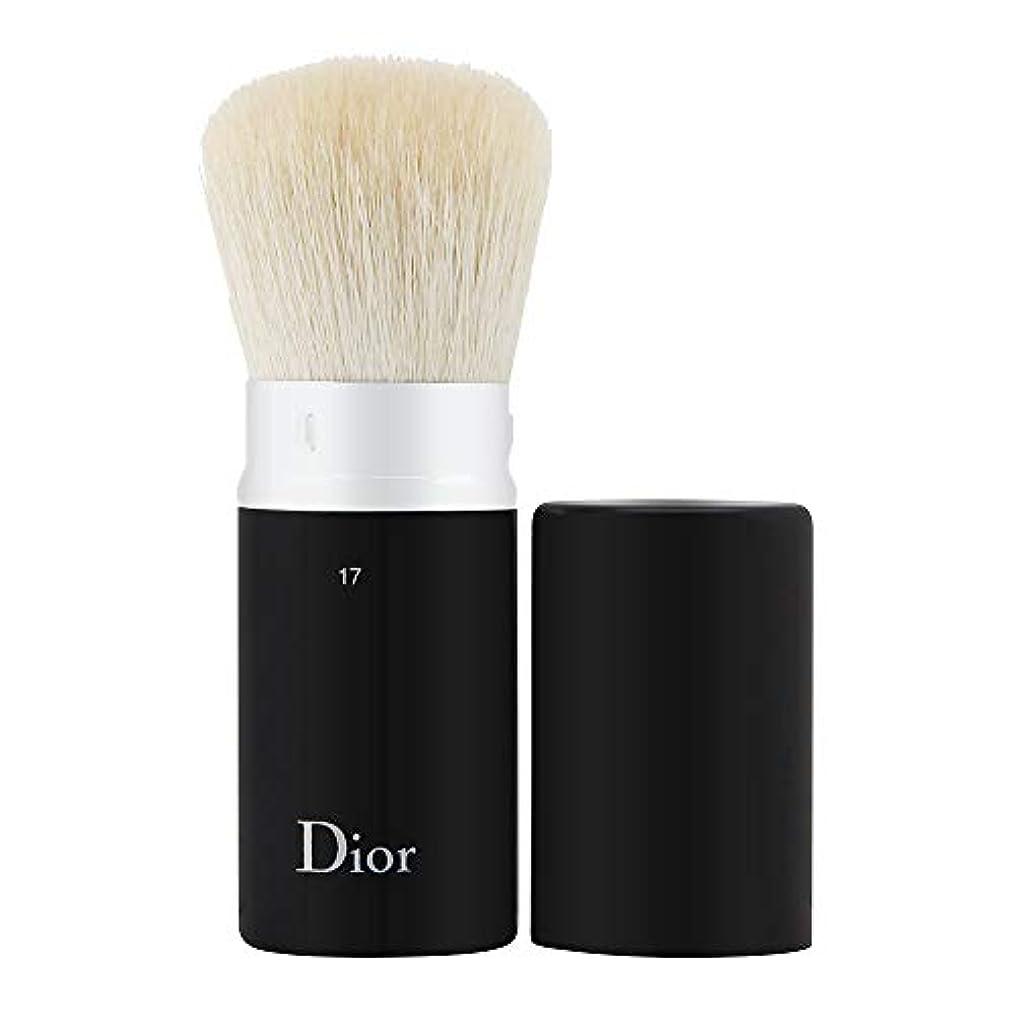 比較リボン固有のDIOR(ディオール) バックステージ カブキ ブラシ