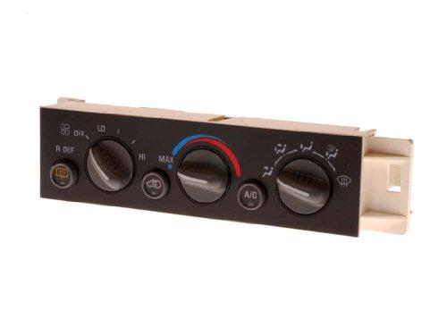 1996-1999y シボレー タホ・サバーバン・GMC ユーコン エアコンコントロールパネル(エアコンスイッチ) ACDelco製 #15-72547