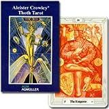 Amazon.co.jp【20世紀最大の魔術師アレイスター・クロウリー】トートタロット ポケットサイズ ブルーボックス<AGM>
