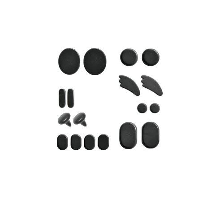 ホットストーン フェイシャルセット 成形 フォンタナ [ ホット ストーン ストーンヒーター スパ ロミロミ ハワイ ハワイアン マッサージ ]