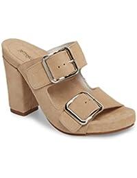 ジェフリー キャンベル レディース サンダル Jeffrey Campbell Maricruz Slide Sandal ( [並行輸入品]