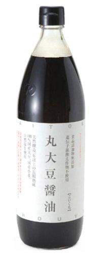 大徳醤油 丸大豆醤油 900ml...