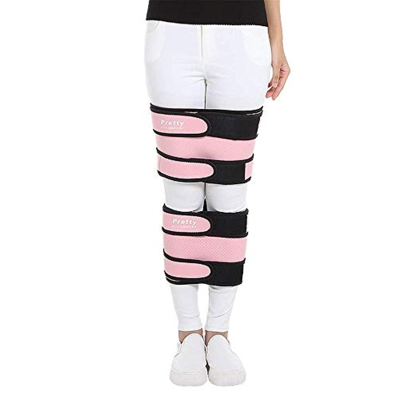 脚矯正ベルトO/X型脚矯正ベルトスムージングベルト美容包帯ベルト調整脚包帯,M