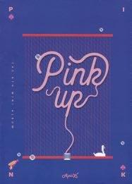 Apink 6thミニアルバム - Pink Up (B Ver.)