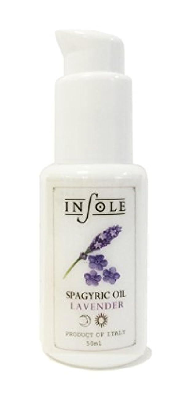 消化パシフィック味方INSOLE(インソーレ) フラワーオイルラベンダー