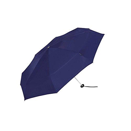 (クニルプス) Knirps X1 ハードケース付き コンパクト 折りたたみ傘 メンズ レディース 06.True Blue【811-601-3】