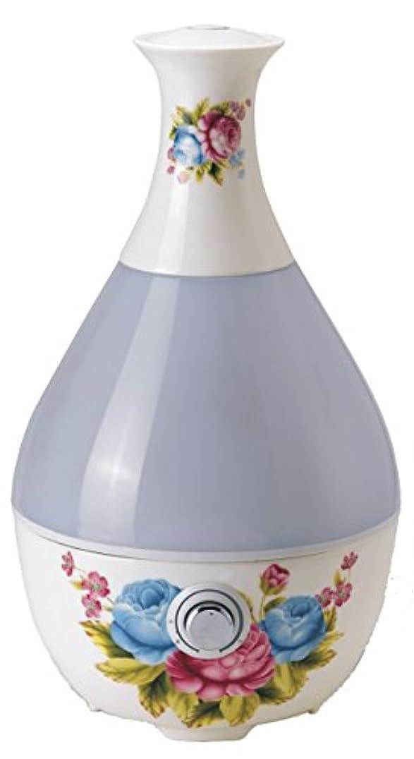 略奪ヘッドレスおとうさん器具が大容量超音波セラミック加湿器Aroma Diffuser装飾花瓶形状12035 12035 。