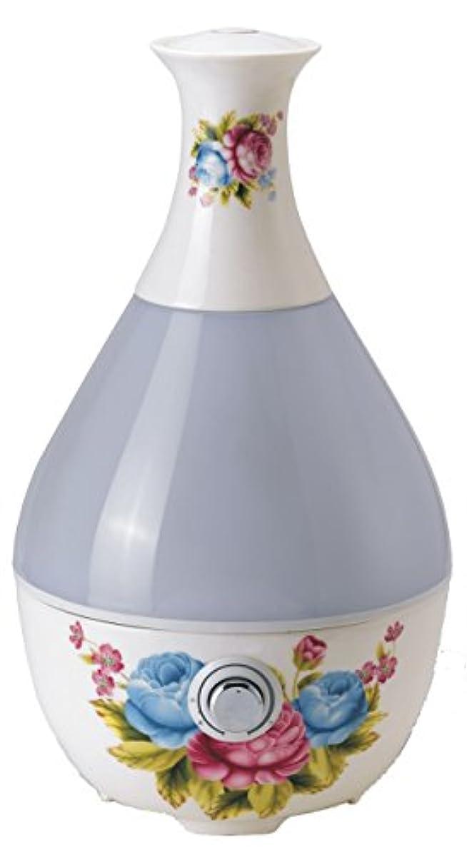 九月撤退最大限器具が大容量超音波セラミック加湿器Aroma Diffuser装飾花瓶形状12035 12035 。