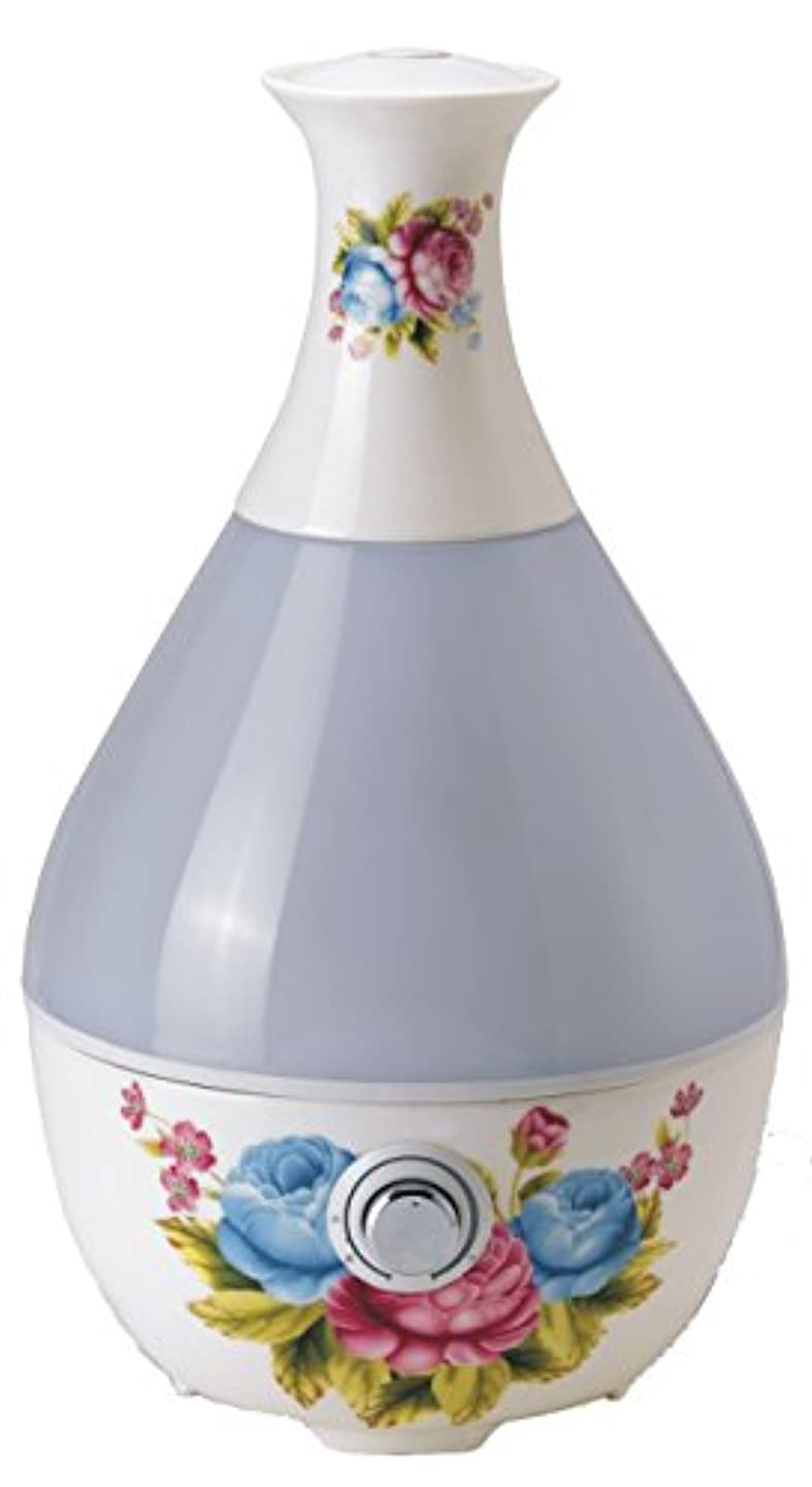 忌み嫌う洗練された皿器具が大容量超音波セラミック加湿器Aroma Diffuser装飾花瓶形状12035 12035 。