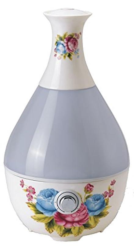 朝占める強盗器具が大容量超音波セラミック加湿器Aroma Diffuser装飾花瓶形状12035 12035 。