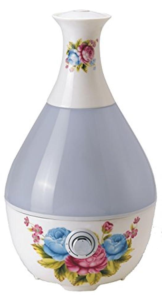 スムーズに仮説請負業者器具が大容量超音波セラミック加湿器Aroma Diffuser装飾花瓶形状12035 12035 。