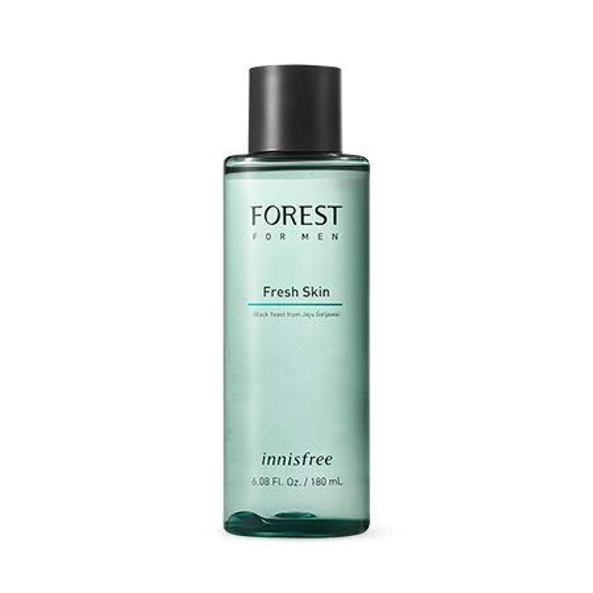 運河歩く磁石[イニスフリー]フォレストフォアマンフレッシュスキン180mL(2019.05 new)Forest for Men Fresh Skin