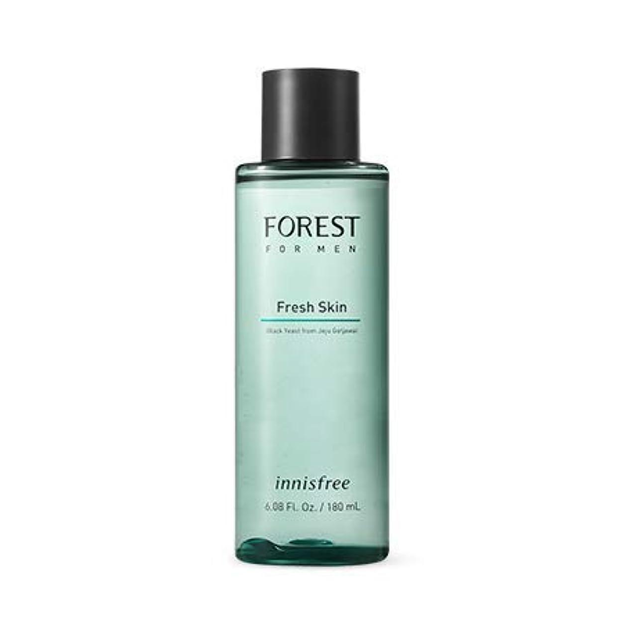 眠る小学生法廷[イニスフリー]フォレストフォアマンフレッシュスキン180mL(2019.05 new)Forest for Men Fresh Skin