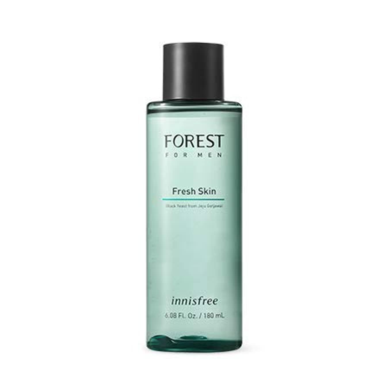 けがをする奨学金スコア[イニスフリー]フォレストフォアマンフレッシュスキン180mL(2019.05 new)Forest for Men Fresh Skin