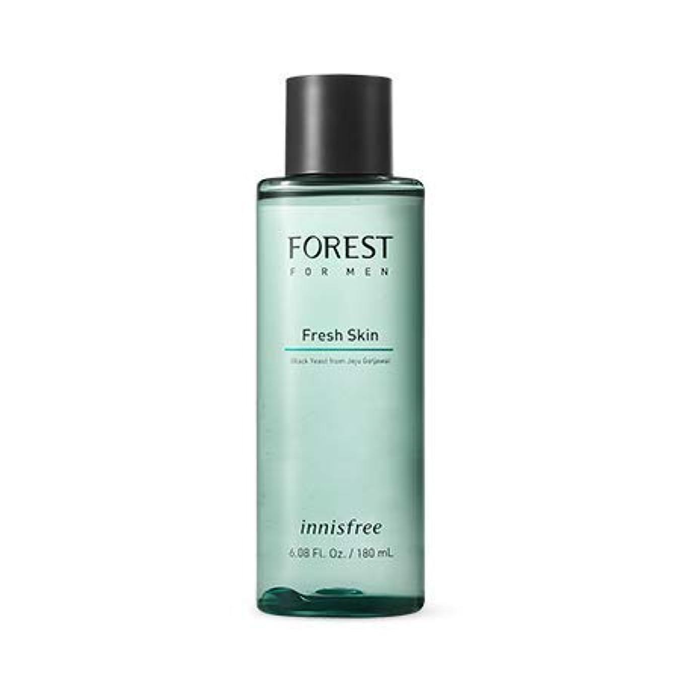 シェアレーザグラフィック[イニスフリー]フォレストフォアマンフレッシュスキン180mL(2019.05 new)Forest for Men Fresh Skin