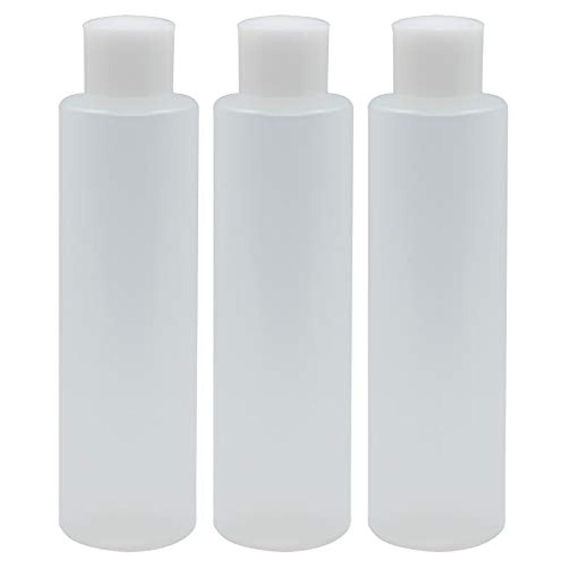 置くためにパックアーサーコナンドイルリベラル日本製 PPボトル 半透明 スクリューキャップ 中栓付き 3本セット