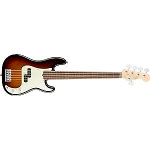 Fender フェンダー エレキベース American Professional P BASS V Rosewood 3TS