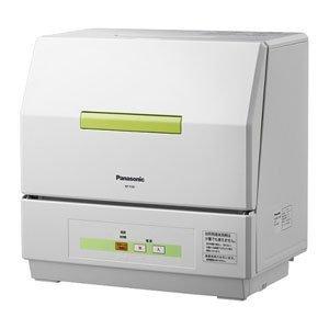 パナソニック 食器洗い機 プチ食洗 NP-TCB1-W ホワイト ※乾燥機能はついていません。