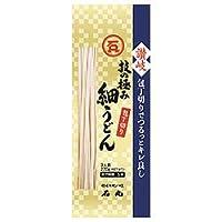 石丸製麺 技の極み讃岐細うどん 包丁切り 270g×12袋入×(2ケース)