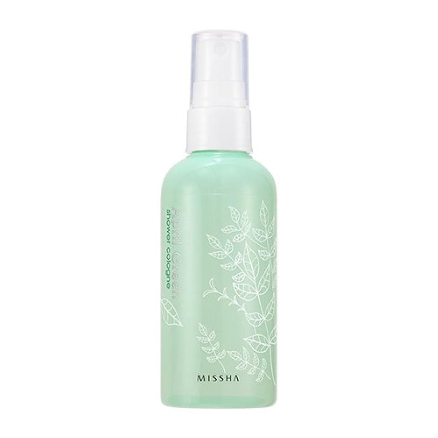ヒープ再生可能MISSHA Perfumed Shower Cologne April Green 105ml / ミシャ パフュームドシャワーコロン エイプリルグリーン 105ml [並行輸入品]