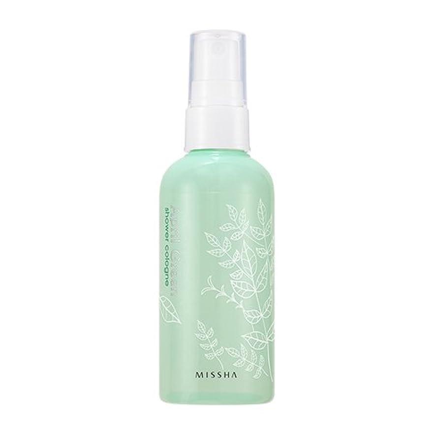 分注するアパート無意識MISSHA Perfumed Shower Cologne April Green 105ml / ミシャ パフュームドシャワーコロン エイプリルグリーン 105ml [並行輸入品]