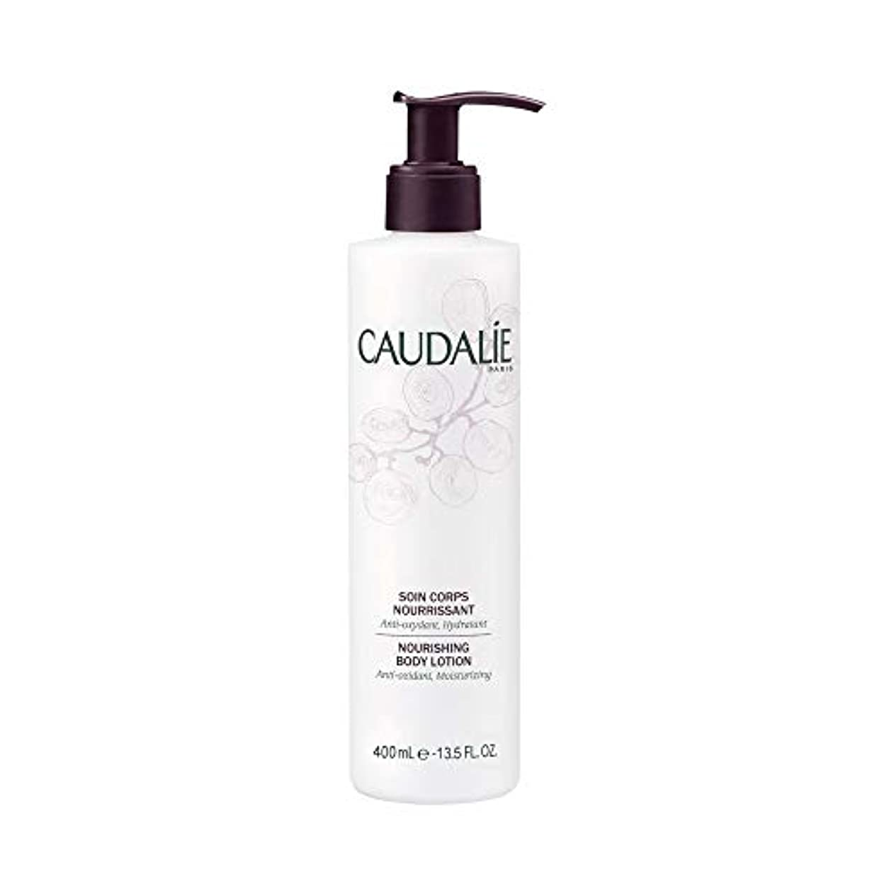 背の高いクマノミ頭CaudalieNourishing Body Lotion (For Normal to Dry Skin) 400ml/13.5oz【海外直送品】