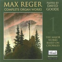 Max Reger Organ Works
