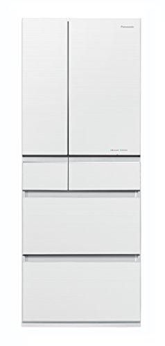 パナソニック 冷蔵庫 6ドア 450L パーシャル搭載 マチュアホワイト NR-F454HPX-W