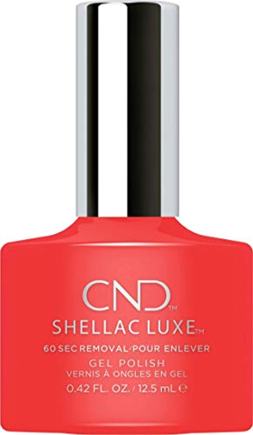 十分ゴシッププレビューCND Shellac Luxe - Mambo Beat - 12.5 ml / 0.42 oz
