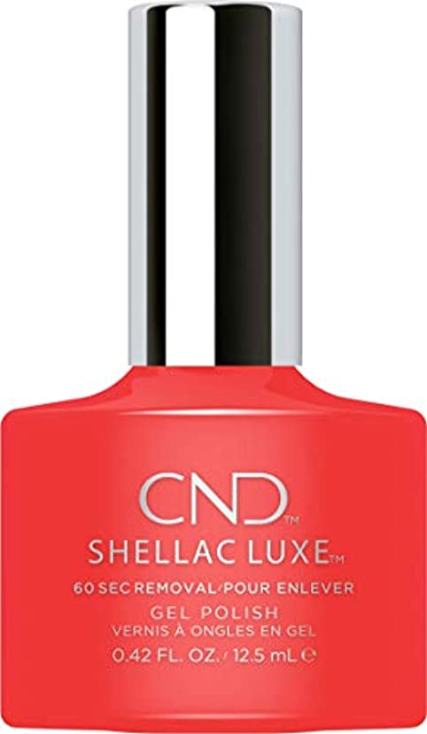 遮るフィッティング直接CND Shellac Luxe - Mambo Beat - 12.5 ml / 0.42 oz
