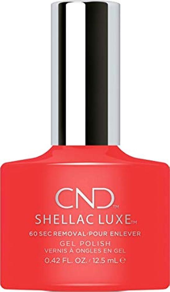 飽和する理由泥CND Shellac Luxe - Mambo Beat - 12.5 ml / 0.42 oz